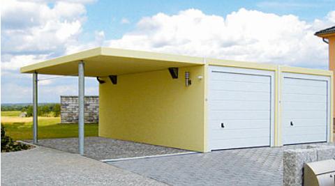 Archiweb Cz Mobilni A Prefabrikovane Garaze Na Klic