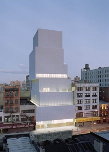 New Museum of Contemporary Art - foto: web