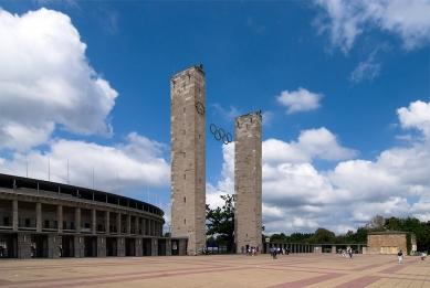 olympijský stadion berlín