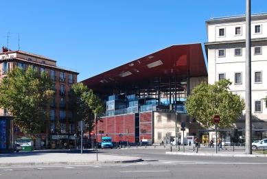 Archiweb Cz Extension Of Museo Nacional Centro De Arte Reina Sofia