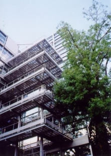 Fondation Cartier - foto: Jan Kratochvíl, 1999