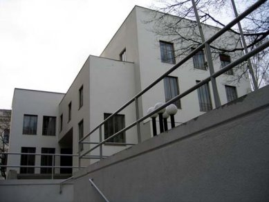 Haus Stonborough-Wittgenstein - foto: David Přikryl, 2004
