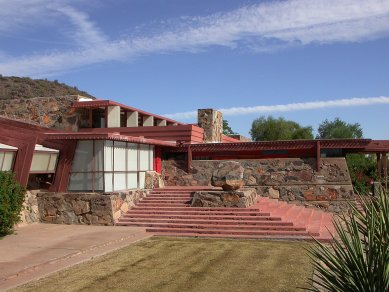 Taliesin West - foto: Jan Kratochvíl