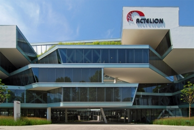 Actelion Business Center - foto: Petr Šmídek, 2011