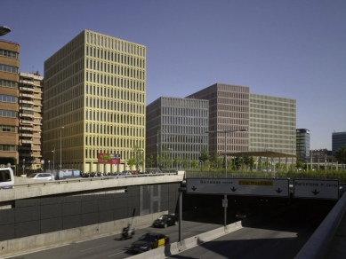 City of Justice Barcelona - foto: © Christian Richters