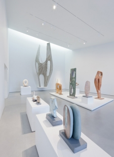 Galerie Hepworth Wakefield - foto: David Chipperfield Architects