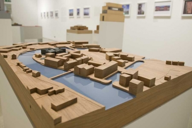 Galerie Hepworth Wakefield - Model - foto: David Chipperfield Architects