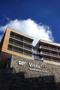 Wellness Hotel Vista****