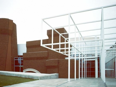 Wexner Center for the Visual Arts - foto: © Mary Ann Sullivan, 2003