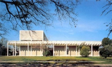 Museum for the Menil Collection - foto: © RPBW, 1986