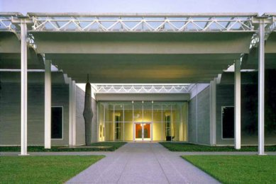 Museum for the Menil Collection - foto: © rothkochapel.org