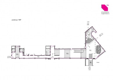 Longin Business Center - Floor plan - foto: 4A architekti