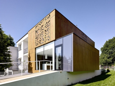 Perforated House - foto: Jeremi Buczkowski