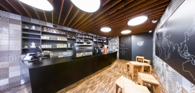 Gill's Coffee SHOP & ESPRESSO BAR - foto: Jakub Holas