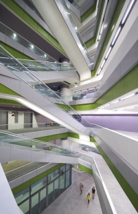 Singapore University of Technology and Design - foto: © Hufton+Crow