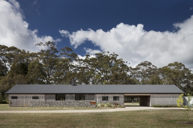 Trentham Long House - foto: Anthony Basheer