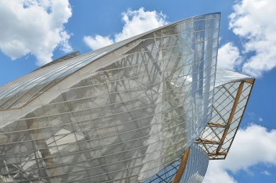 The Fondation Louis Vuitton - foto: Petr Šmídek, 2019
