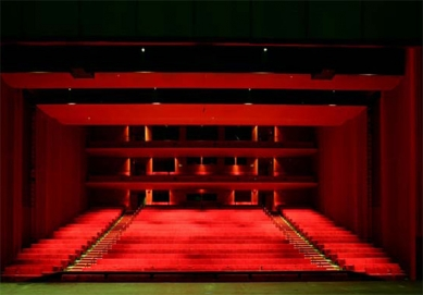 Guthrie Theater - 700 Seat McGuire Proscenium Stage - foto: © Gallop Studios