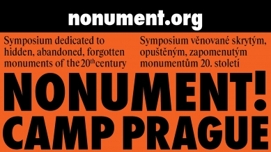 Nonument! - pozvánka na symposium v CAMP