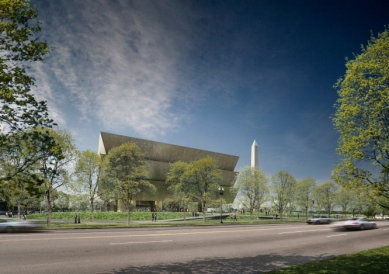 Smithsonian National Museum of African American History and Culture by David Adjaye - foto: Freelon Adjaye Bond/SmithGroup