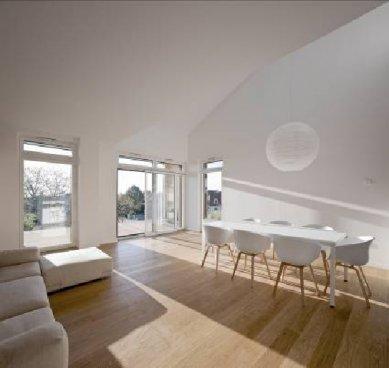 Architektonick budoucnost v sou asnosti for Maison saine air et lumiere