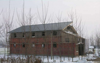 Profil architekta Hsieh Ying-Chun z Atelier-3 - Conduct of Agricultural Cooperative building in He-Nan, Lan-Kao, China, 2006 - foto: Atelier-3