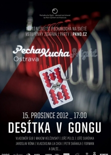 Pecha Kucha Night Ostrava: Volume 10