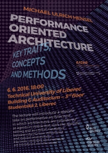 Michael Hensel: Performance Oriented Architecture