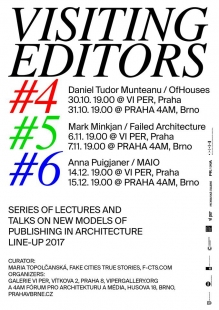 Visiting Editors #6 : MAIO