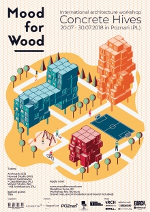 Mood for Wood 2018 - international designing workshops