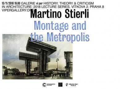 Martino Stierli: Montage and the Metropolis