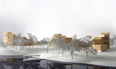 BIG wins the E2 (Ecology + Economy) Timber Competition in Finland - foto: BIG